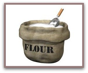 bad foods white flour