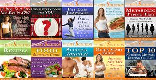 the diet solution program e books
