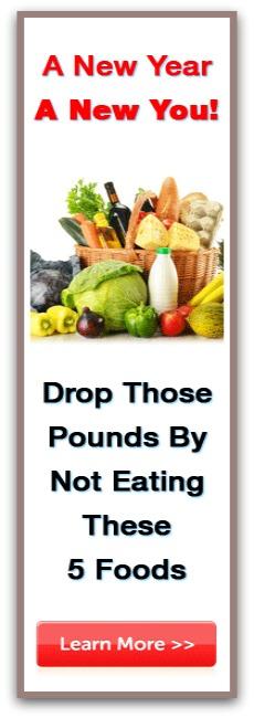 new years diet plan