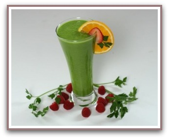 healthy smoothies recipes green