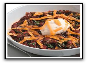 heart healthy meals chili