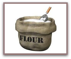 bad foods white flour