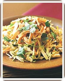 healthy salad recipe cabbage