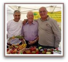 Heart Attack Symptoms, 3 men